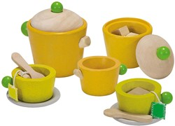 Plan Toys houten keukentje