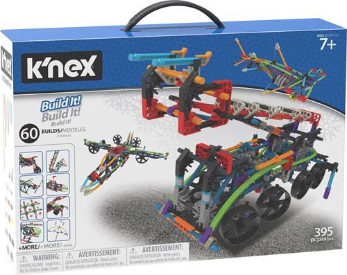 K'nex Building Sets - Intermediate 60 Model Building Set