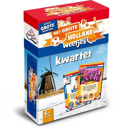 Identity Games Kwartet Holland
