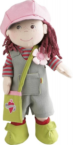 Haba  Lilli and friends knuffelpop Pop Elise - 30 cm-1