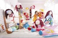 Haba  Lilli and friends knuffelpop Pop Elise - 30 cm-2