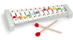 Janod  Confetti houten muziekinstrument Xylofoon metaal