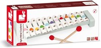 Janod  Confetti houten muziekinstrument Xylofoon metaal-2