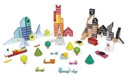 Janod - Bouwblokken - blokken architectuur