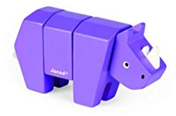 Janod Animal Kit - neushoorn