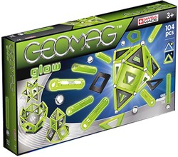 Geomag Color Glow 104 delig