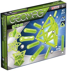 Geomag Color Glow 40 delig