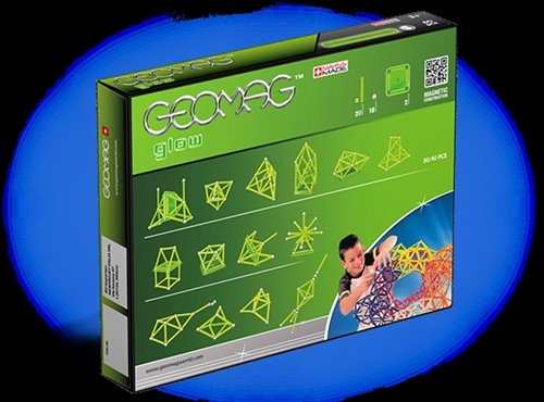 Geomag Color Glow 40 delig-3