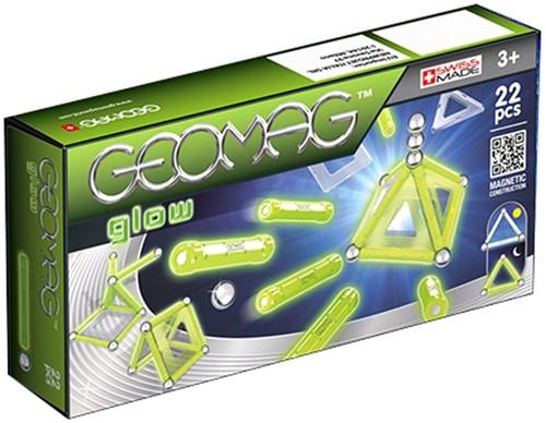 Geomag Panels Glow 22 delig