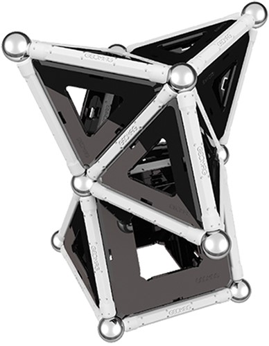 Geomag Panels Black&White 68 delig-3