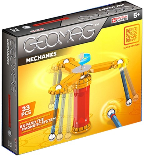 Geomag Mechanics M1 33 delig