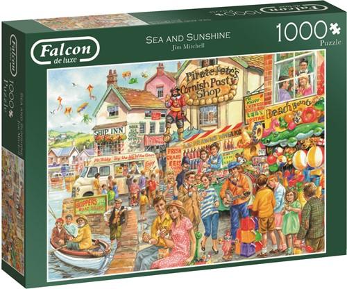 Jumbo puzzel Falcon Sea & Sunshine - 1000 stukjes