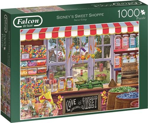 Jumbo puzzel Falcon Sidney's Sweet Shoppe - 1000 stukjes
