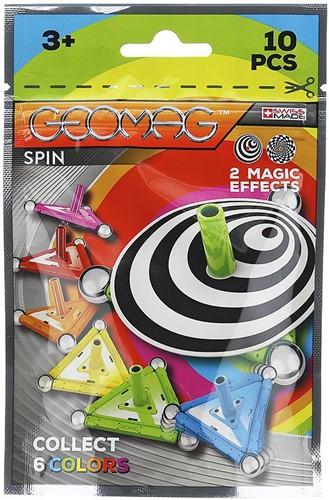 Geomag Spinner 10 delig