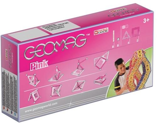 Geomag Panels Pink 22 delig-2