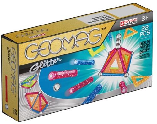 Geomag Panels Glitter 22 delig