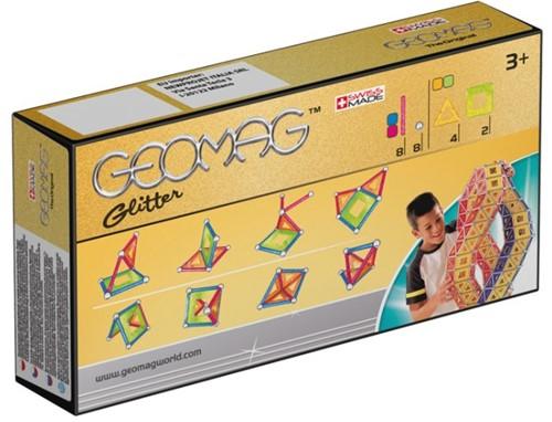 Geomag Panels Glitter 22 delig-2