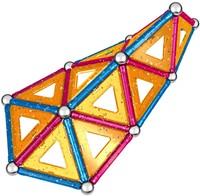 Geomag Panels Glitter 68 delig-2