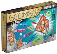 Geomag Panels Glitter 68 delig