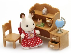 Sylvanian Families  combinatieset Chocolate Rabbit Sister Set 2204