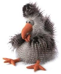 Sigikid  Beastown pluche knuffel Cheerio Chicken - 30 cm