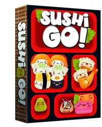 White Goblin Games  bordspel Sushi Go!