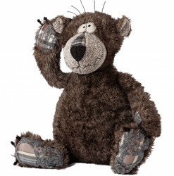 Sigikid  Beastown pluche knuffel Bonsai Bear - 37 cm