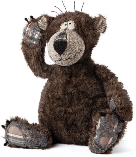 sigikid BeastsTown knuffel Bonsai beer groot 38357
