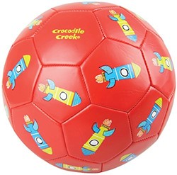 Crocodile Creek  buitenspeelgoed Soccer Ball/Rocket - Size 2