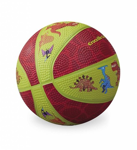 Crocodile Creek basketbal Dinosaurussen - 14 cm