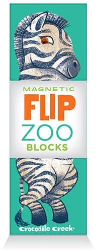 Crocodile Creek blokpuzzel Magnetic Blocks/Rainforest Ani-2