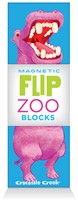 Crocodile Creek blokpuzzel Magnetic Blocks/Rainforest Ani-3