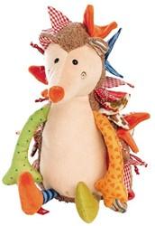 Sigikid  Sweety pluche knuffel knuffel egel - 24 cm