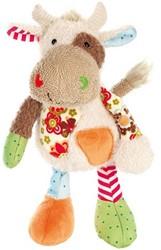 Sigikid  Sweety pluche knuffel knuffel koe - 28 cm