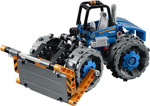 LEGO Technic Afvalpersdozer 42071-2