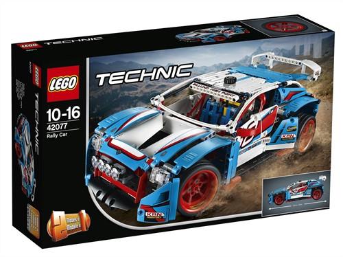 LEGO Technic Rallyauto 42077