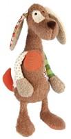 sigikid Patchwork Sweety knuffel hond 38375