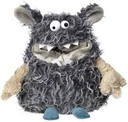 Sigikid  Sweety pluche knuffel knuffel Monster Grijs - 19 cm