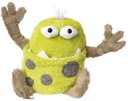 Sigikid  Sweety pluche knuffel knuffel Monster Geel - 19 cm