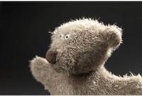 Sigikid  Beastown pluche knuffel Handpop Ach good - 29 cm-2