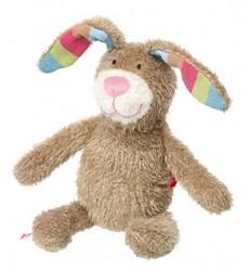 sigikid Patchwork Sweety knuffel konijn grey 38689
