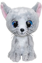Lumo Stars Knuffeldier Lumo Cat Katti - Classic - 15cm