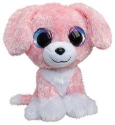 Lumo Stars Knuffeldier Lumo Dog Pinky - Classic - 15cm
