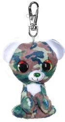 Lumo Stars Knuffeldier Lumo Bear Camo met clip - Mini - 8,5cm
