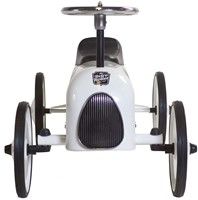 Retro Roller  loopauto witte Lewis-2