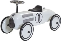Retro Roller  loopauto witte Lewis-3