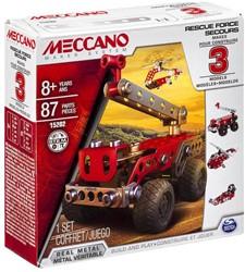 Meccano  constructie speelgoed Rescue squad