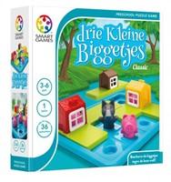 Smart Games spel Drie Kleine Biggetjes - Deluxe