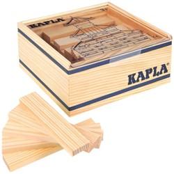 Kapla  houten bouwplankjes 40 blank