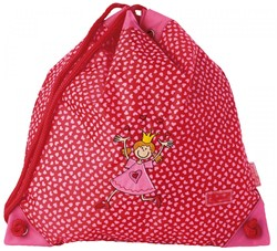 sigikid Gym bag, Pinky Queeny 23063